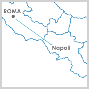 Car rental with driver italy - TRANSFERS FROM ROME TO NAPLES